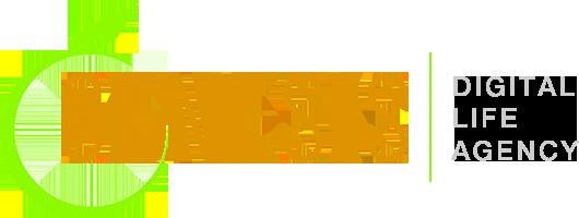Genesis Digital Life Agency Website Logo